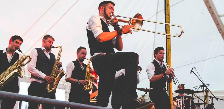 West Corner Brass Band